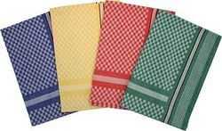 Brits Checks Tea Towels