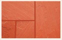 Natural Agra Red Sandstone, for Flooring