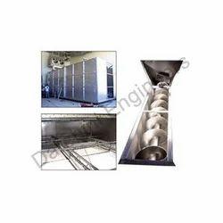 Flake Ice Handling System