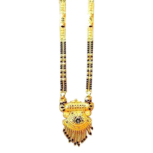 22 Kt Traditional Gold Mangalsutra 8 Gm 20 Gm Id