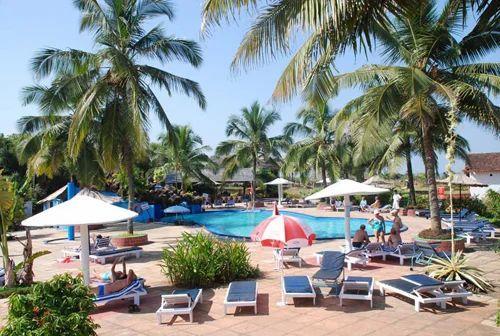 Paradise Village Beach Resorts Calangute North Goa