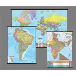 Polyart World Maps
