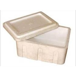 White Boxes Thermocol Box, Capacity: Vary, Thickness: Vary