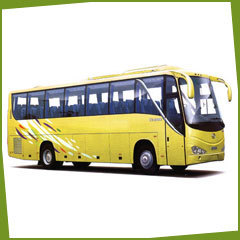 Luxury Coach Rental Services