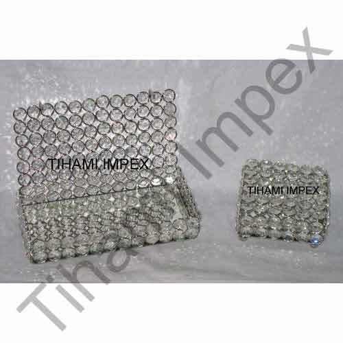 Crystal Jewelry  Boxes