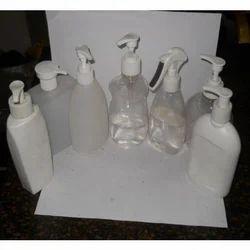 White Hand Wash Bottle