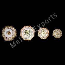 Decorative Marble Jewelry Box
