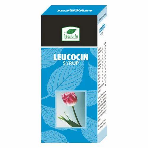 Leucocin Syrup - Leucorrhoea, Digestive System Drugs