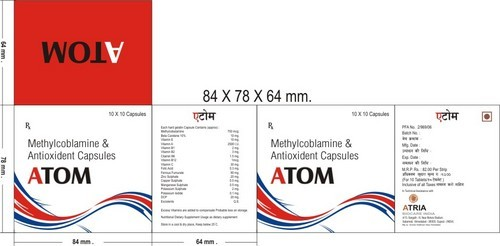 Antioxidant Methylcobalamine Capsules