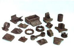 The Automobile Product Range Of Castings