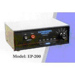 Electrophoresis Power Supply Analogue Fixed Model EP 200
