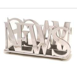 News Paper And Magazine Holder