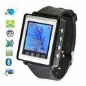 Wrist Watch Cell Phone GSM Bluetooth MP3