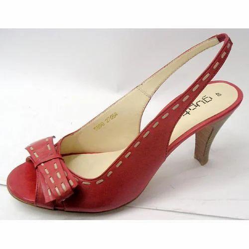 d362805f3f0 Ladies Sandals - High Heel Sandal Manufacturer from Noida