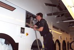 Laundry Equipment Maintenance Services
