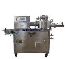 Lab Model Rapid Mixer Granulator