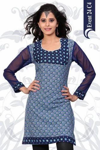678a5591d0 Latest Bollywood Kurti, डिज़ाइनर कुर्ती - Shree ...
