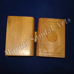 Sandalwood Book Inside Laxmi
