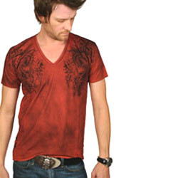 Mens Washed T-Shirts