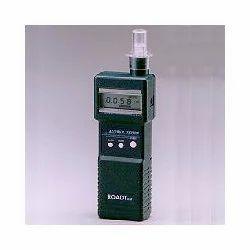 Digital Alcohol Breath Analyzer Model -Road Test