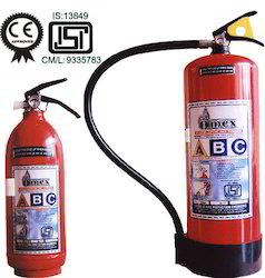 Refilling of Fire Extinguisher ABC