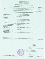 EEPC India Membership