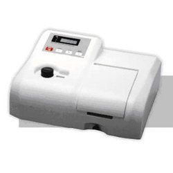 Microprocessor UV-VIS Spectrophotometer Single Beam