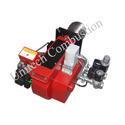 Double Stage Gas Burner