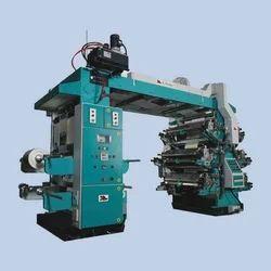 XL Plastics Stainless Steel Stack Type Flexographic Printing Machines
