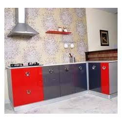 Kitchen interior designs in mumbai by new home town for Kitchen trolley designs catalogue