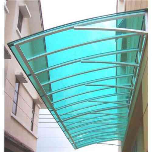 Polycarbonate Garage Awning