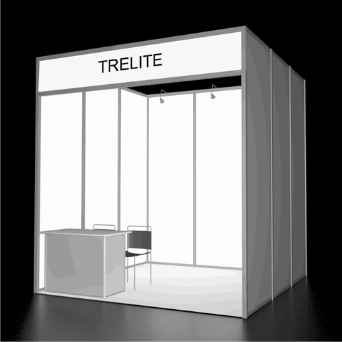 Exhibition Stall Decoration : Display booth exhibition standard manufacturer
