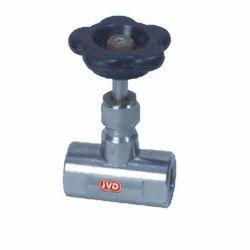 JVD Stainless Steel Needle Valve