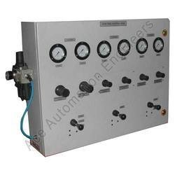 Ace Automation Single Phase Pneumatic Control Panel