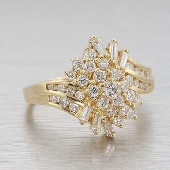 Gold La s Ring Payal Jewellers
