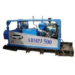 Horizontal Auger Boring Machine - ABMPJ-500, Automatic Grade: Semi-Automatic
