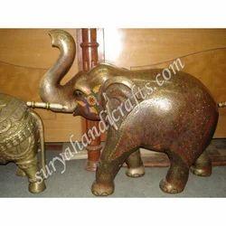 Brass N.C Elephant