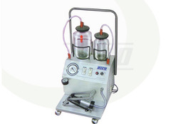 Electric-Cum-Manual Suction Unit Code : SU503