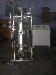New Skid Mounted Pilot Scale Fermenter