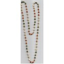 Antique Gold Plated Mala