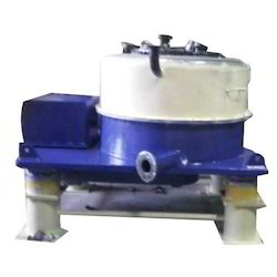 Manual Halar Coated Centrifuge Machine