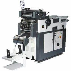 Continous Stationery & Offset Printing Machine