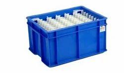 Blue Conductive Crates