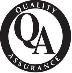 Quality Assurance/Quality Policy