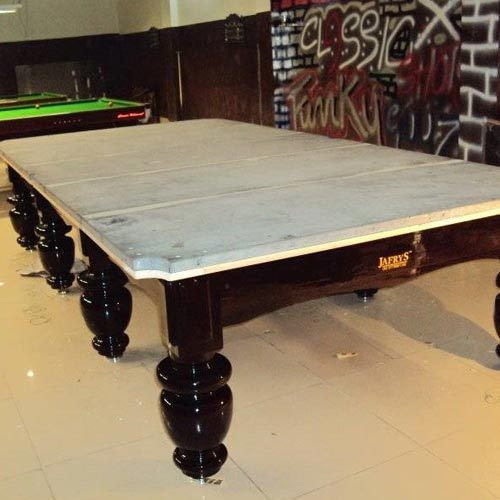 Pool Table Pool Tables Manufacturer From Bengaluru - Stone pool table