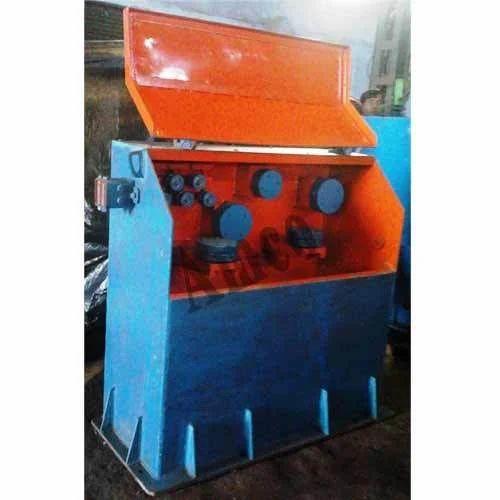 Mechanical Descaler Machine