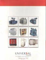 Power & Distribution Transformers