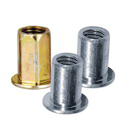 Blind Rivet Nuts & Nut Inserts