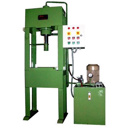 Silver Coins Pressing Hydraulic Press - Hydro Pneumatic