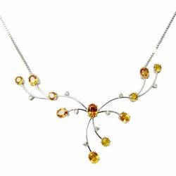 Yellow Sapphire Jewelry